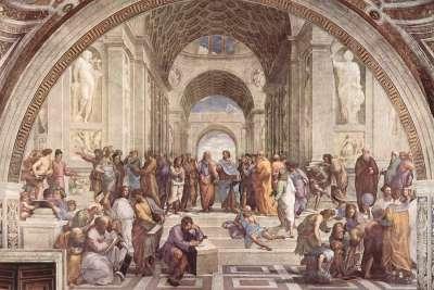Образование в Древних Афинах