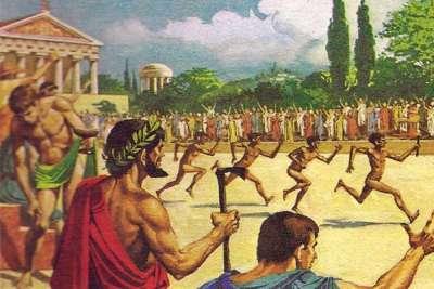 Праздники в Афинах