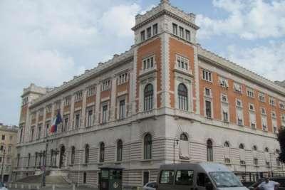 Рим. Здание Парламента