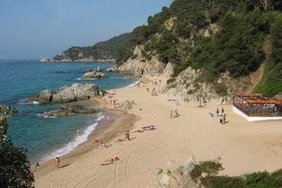 Sa Boadella Beach