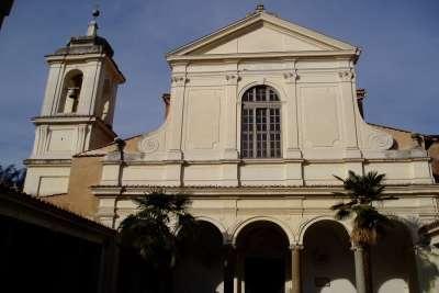 Базилика Сан-Клементе