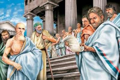 Выступления Геродота перед афинянами