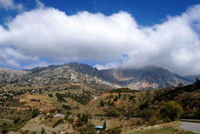 Горы Пинд