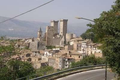 Замок в Пачентро