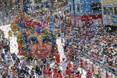 Карнавал в Кадис, Испания