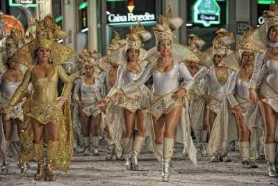 Карнавал в Ситжес