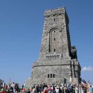 Памятник Свободы на горе Шипка