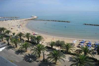 Пляжи Абруццо