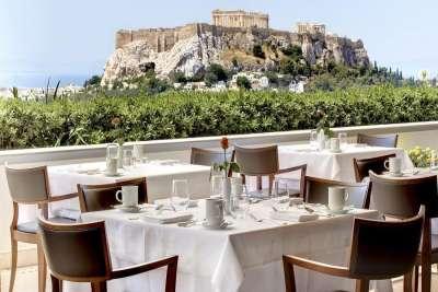 Рестораны в Афинах