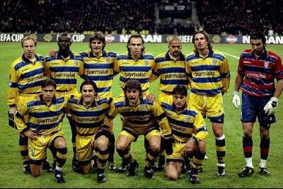 Состав клуба 1998 года