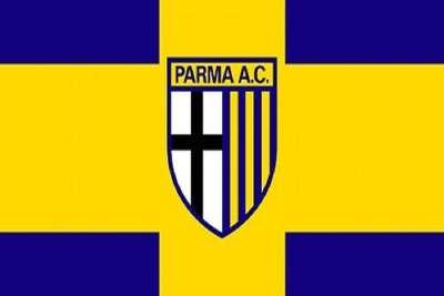 Флаг ФК Парма