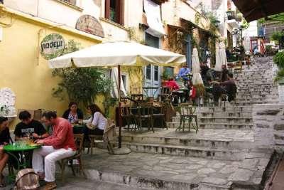 Mezedes в Афинах