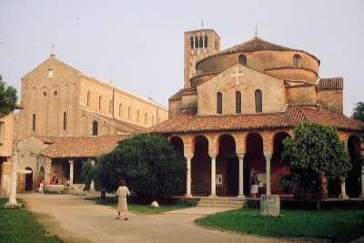 Базилика Санта-Мария Ассунта на о. Торчелло