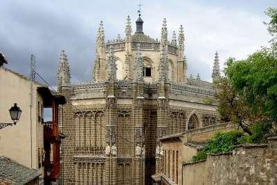 Монастырь Сан-Хуан-де-лос-Рейес