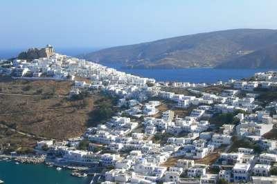 Остров Астипалея