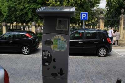 Парковки в Толедо