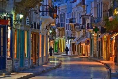 Улицы Эрмуполиса