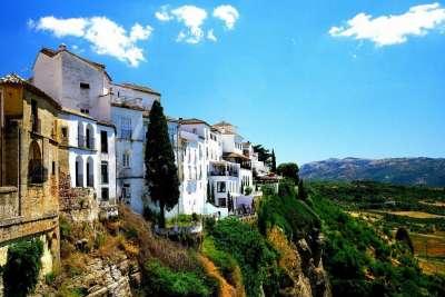 Виды Андалусии