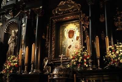 Икона Пресвятой Девы Марии