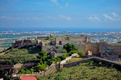 Крепость Сагунта
