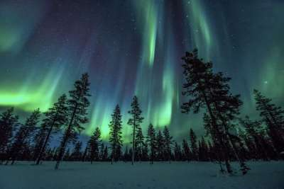Лапландия -сказка наяву