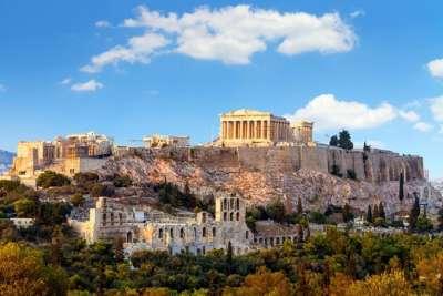Парфенон в Афина