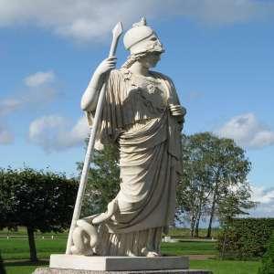 Статуя Афины