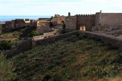 Устройство крепости