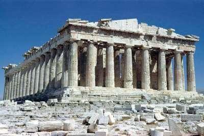 Храм типа периптер