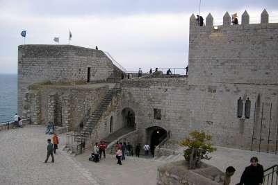 Экскурсии по замку