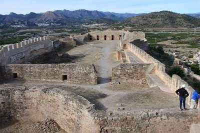 Экскурсия по крепости