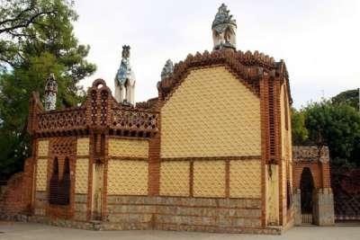 Архитектура павильона