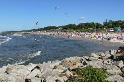 Балтийское побережье. Польша