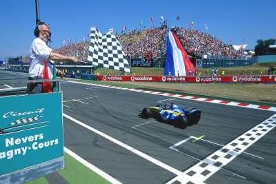 Гонка Формула 1 в Сан-Марино