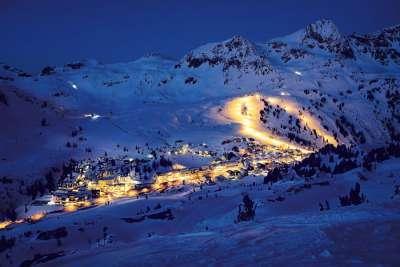 Горно-лыжный курорт Пьемонта