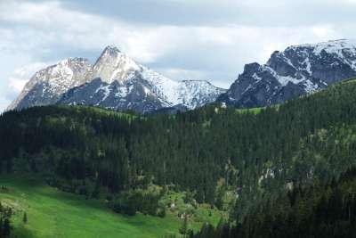 Горы Польши