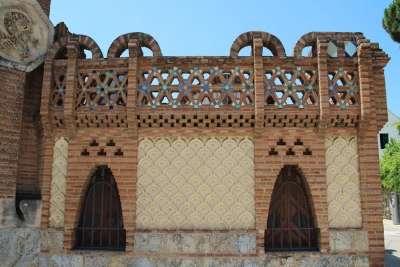 Детали здания