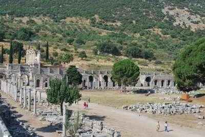Панорама Эфеса