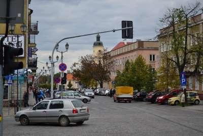 Парковка во Вроцлаве