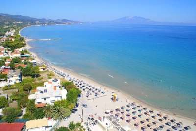 Пляж Аликес