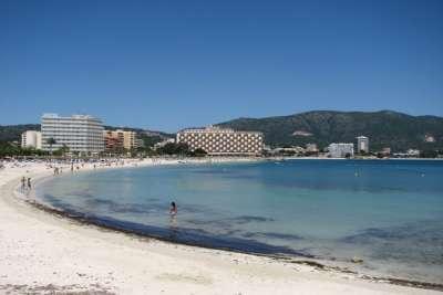 Пляж Пальма-Нова