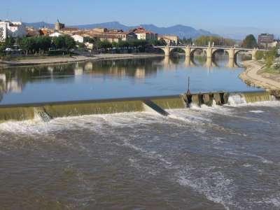 Река Эбро