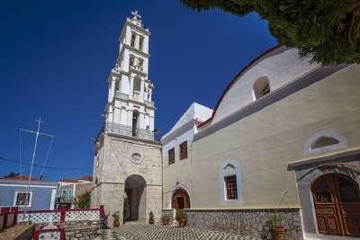 Церковь Агиос Николас