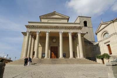 Базалика Сан-Марино