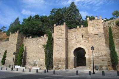 Крепостные стены и ворота Толедо