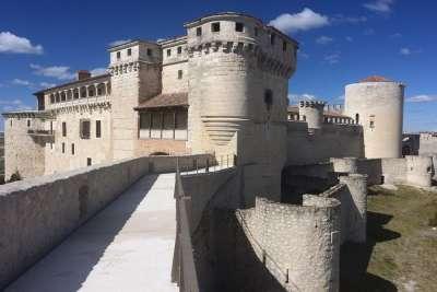 Прогулка по замку