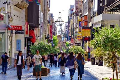 Улица Ermou