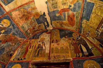 Фрески Боянской церкви