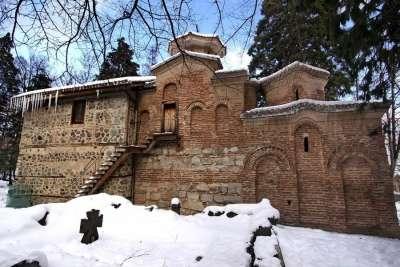 Церковь в Бояне