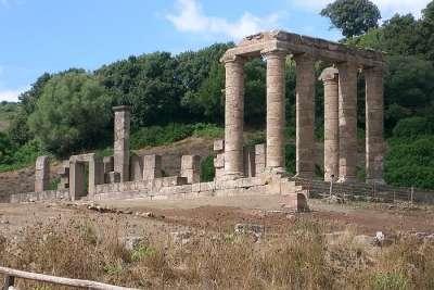 Античные памятники на Сардинии